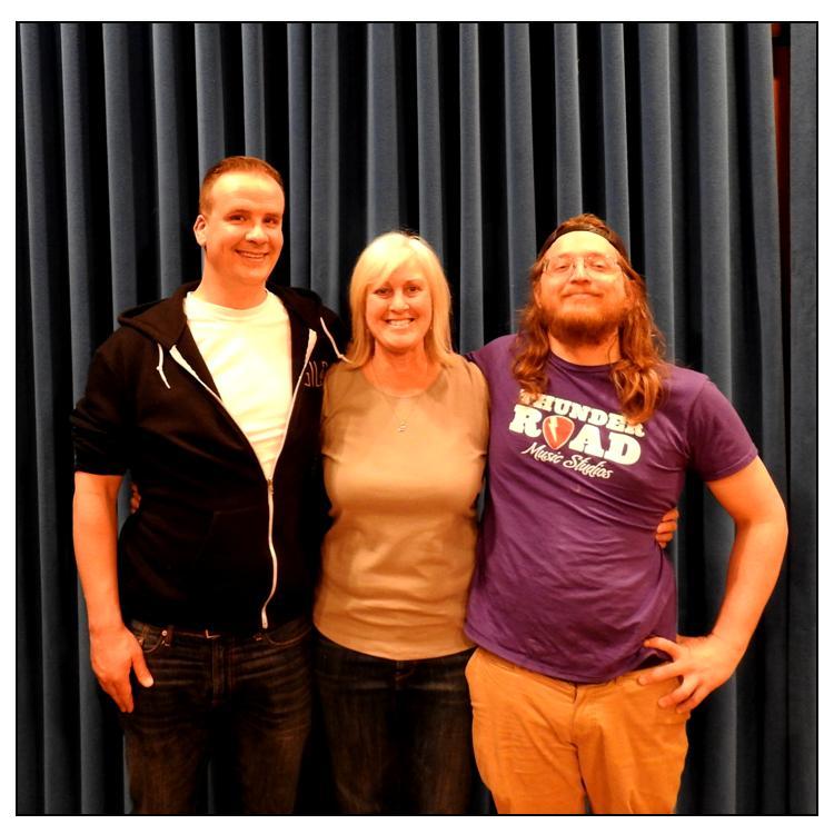 Nathan Adkins, Shaun Gant, Cole Grant